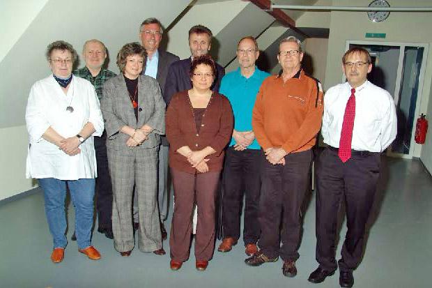 Vorstand des Fördervereins der August-Weygang-Gemeinschaftsschule e.V.