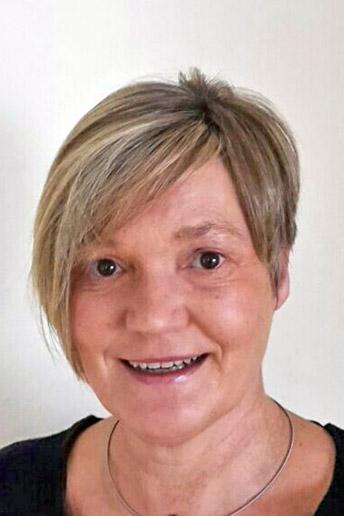 Annette Hegmann, Dipl. Soz.päd.