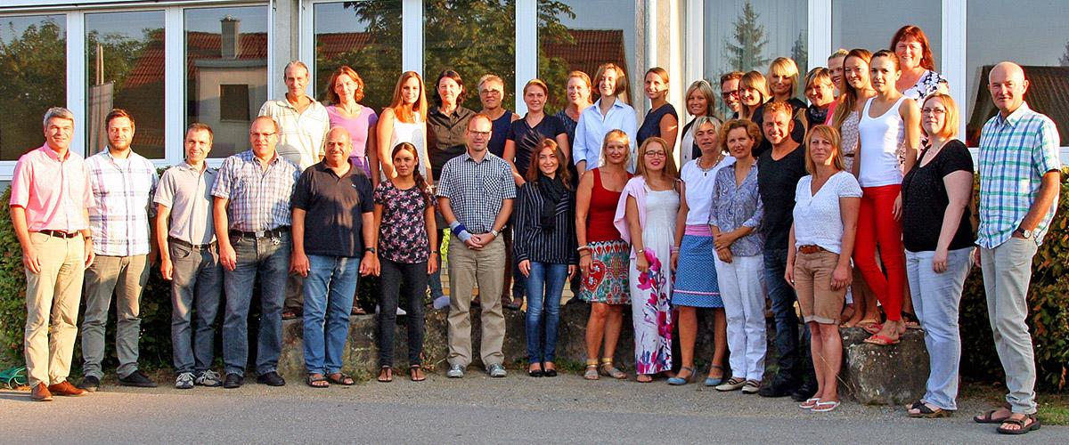 Lehrerkollegium August-Weygang-Gemeinschaftsschule 2016/17