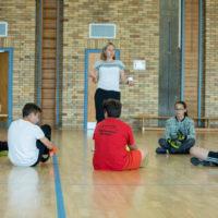 Schulalltag Sport